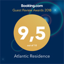 Booking - Guest Review Awards